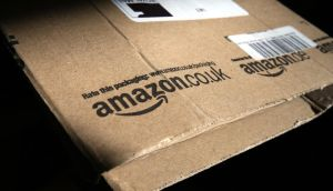 Amazon says it operates a single European business out of Luxembourg, rather than a multinational structure of independent subsidiaries in different countries. Photograph: Paul Faith/PA Wire