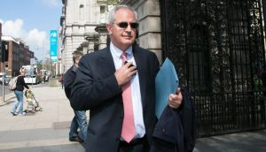 Dr Peter Boylan, former master of the National Maternity Hospital: estimated there were some 60 terminations in hospitals in the State annually. Photograph: Gareth Chaney Collins