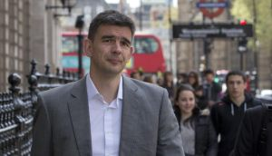 Google's Matt Brittin: questioned in the UK parliament