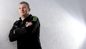 Mayo manager James Horan.  Photograph: James Crombie/Inpho