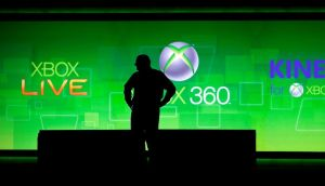 Microsoft is expected to unveil a new console integrated more closely with  TVs and mobile devices early next week. Photographer: Andrew Harrer/Bloomberg