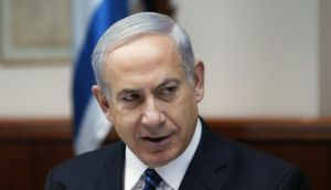 "Israeli prime minister Binyamin Netanyahu: ""The Israeli government is acting in a responsible and measured way"".  Reuters/Ronen Zvulun"