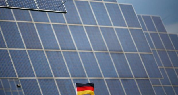 Germany on collision course with Brussels over solar panel