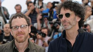 'Inside Llewyn Davis' is seasoned with Ethan (left) and Joel Coen's taste for self-conscious humour. Photograph: Pascal Le Segretain/Getty Images