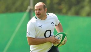Rory Best will captain Ireland on the tour. Photograph: Inpho