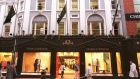 Marks and Spencer is in the spotlight for its tax practices. (Photograph Dara Mac Dónaill/THE IRISH TIMES)