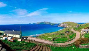 A view of the Blasket Islands from Slea Head