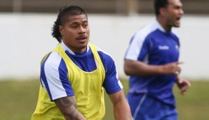 Samoan utility back James So'oialo has signed for Connacht. Photograph: Getty Images