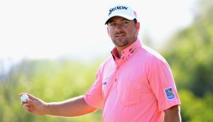 Graeme McDowell: feels he's in the form of his life. Photograph: Getty Images