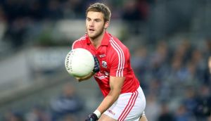 "Cork's Eoin Cadogan: ""Last year, probably, my football year went a little bit better, and that was one of the reasons why I would have picked it."""