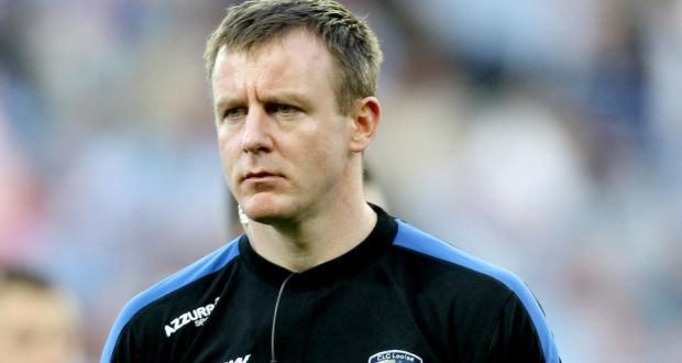 Laois manager Justin McNulty will be one of three ex-Armagh players managing teams in the Leinster SFC this season. Photograph: Inpho