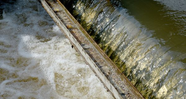 The facility treats water for domestic and commercial purposes for 248,000 people living in Dublin and Wicklow.  Photo: David Sleator/The Irish Times