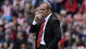 Sunderland manager Paolo Di Canio.  Photograph: Owen Humphreys/PA Wire.