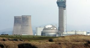 File image Sellafield nuclear plant in Cumbria, UK. Photograph: Christopher Furlong/Getty Images