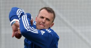 England's Graeme Swann: named in England's unchanged squad.