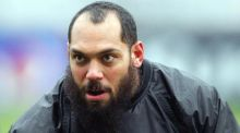 John Afoa: looks set to recover from his hamstring injury for Saturday's final.  Photograph: Darren Kidd/Presseye/Inpho