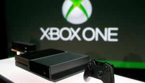 The new Xbox One - Microsoft is set to unveil its games plans  at the upcoming E3 conference.