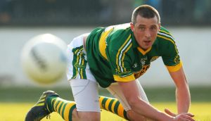 "Kieran Donaghy: ""If you feel fit and you feel healthy and strong and you never had any real injuries, bad injuries, if you're enjoying what you're doing, why stop?"" Photograph: Inpho"