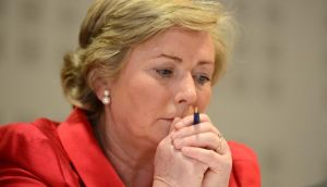 Minister for Children and Youth Affairs  Frances Fitzgerald.   Photograph: Dara Mac Donaill