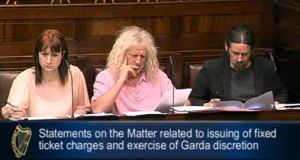 Mick Wallace and his sidekick Clare Daly were furious with Alan Shatter. But they got no answers