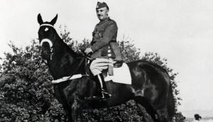 Gen Franco who triggered the three-year civil war by leading a military coup against the democratically elected Republican government. Photograph: AFP/Getty Images