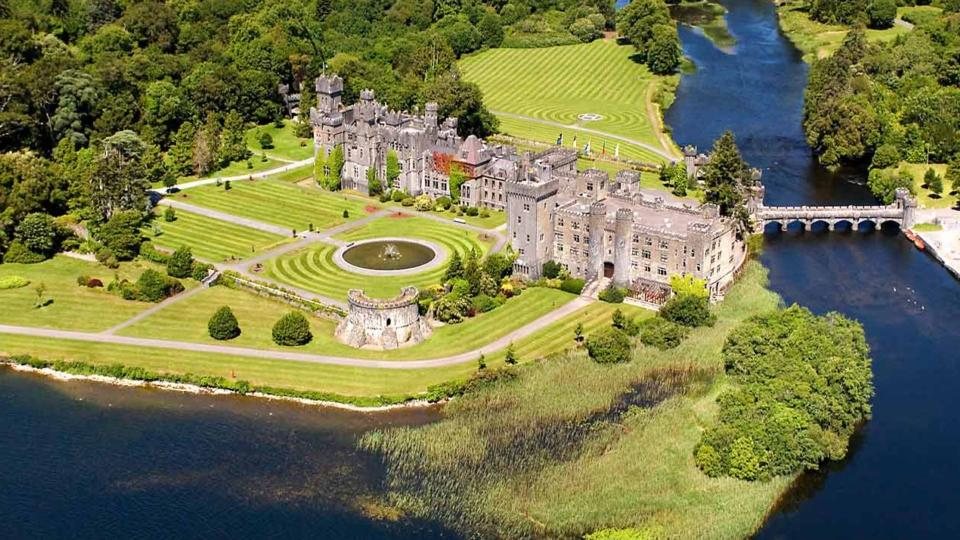 Ashford Castle Hotel Resort Sold For 20m