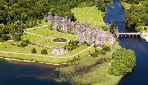 Ashford Castle hotel resort which has been sold for €20 million.