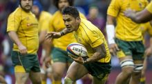 Digby Ioane has undergone a knee operation. Photograph: Getty Images