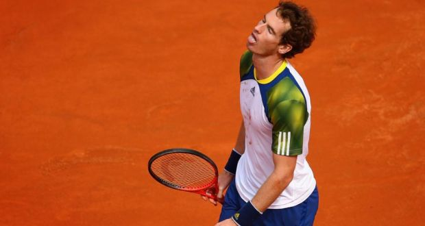 Andy Murray has withdrawn from the French Open. Photograph: CliveMason/Getty Images