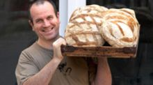 Baker Richard Bertinet headlines the International Bread Festival at Castleward on Saturday
