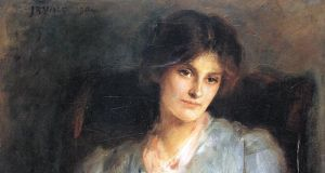 Portrait of Máire Nic Shiubhlaigh by John B Yeats. Courtesy of National Gallery