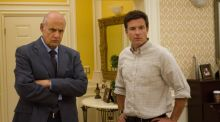 Jeffrey Tambor and Jason Bateman in Arrested Development