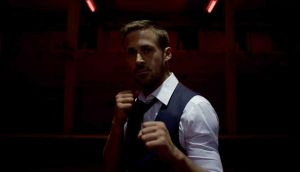 Ryan Gosling in Only God Forgives, his second successful collaboration with director Nicolas Winding Refn after 2011's Drive