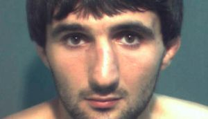 Ibragim Todashev is pictured in this undated booking photo courtesy of the Orange County Corrections Department.