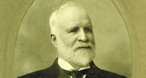 Robert Smyth (1835-1912), who chaired the Presbyterian Convention against Home Rule in Belfast in 1912.