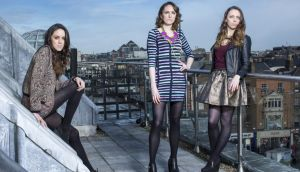 Prowlster is the creation of the three McGinn sisters, Grace (22) , Jennie (29) and Sarah (27). Photograph: Anthony Woods