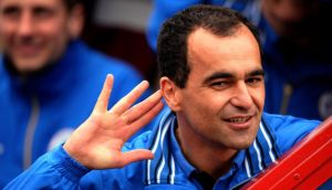 Wigan Athletic's manager Roberto Martinez. Photograph: Nigel Roddis/Reuters