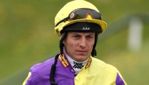 Group One-winning jockey Eddie Ahern has been disqualified for a total of 10 years following the conclusion of a British Horseracing Authority corruption hearing. Photograph: David Davies/PA Wire.