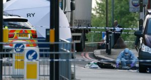 Galerry  south east London in what is being treated as a terrorist attack