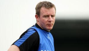 Laois manager Justin McNulty:  has been able to call on 11 of the players that started in their All-Ireland quarter-final against Dublin last August. Photograph: Inpho
