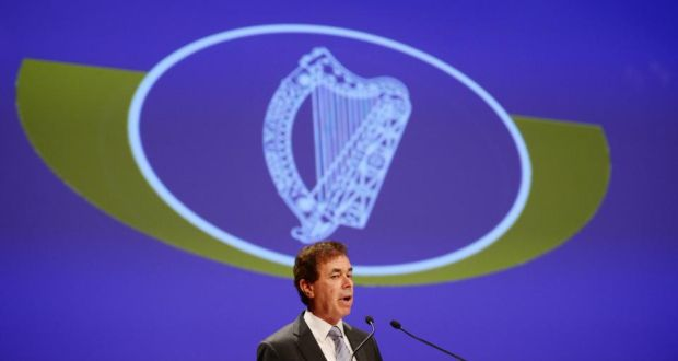Minister for Justice Alan Shatter: under pressure over high-level garda briefing