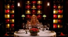 Happy day: Kristin Scott Thomas in Nicolas Winding Refn's film Only God Forgives. Photograph: Lionsgate