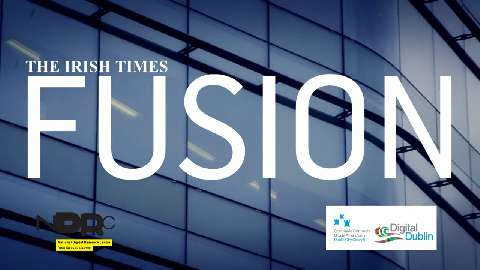 Irish Times FUSION is an initiative that matches the energy of Ireland's startup community with the enormous market access of the branding and advertising world.
