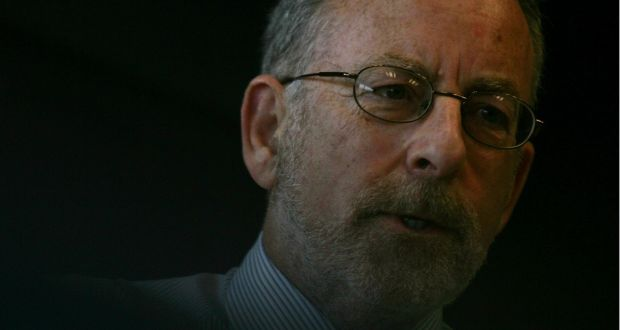 "Central Bank Governor Patrick Honohan today said the time for ""passivity"" on mortgage arrears in Ireland has long since passed. Photograph: Bryan O'Brien."