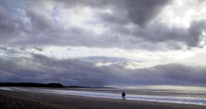 Murvagh Beach, near Donegal town. Photograph: Frank Miller/The Irish Times
