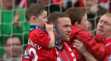 Wayne Rooney of Manchester United is a target for PSG.  Photograph:   Alex Livesey/Getty Images