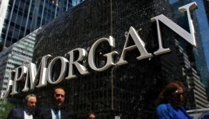 Britain's Financial Conduct Authority (FCA) said it has fined a wealth management unit of US bank JPMorgan Chase £3.08 million (€3.59 million) for being unable to show it was giving clients the right advice. Photograph: Reuters.