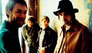 British rock band Kasabian who are Saturday's headliners at next weekend's Forbidden Fruit festival in the grounds of the Royal Hospital Kilmainham