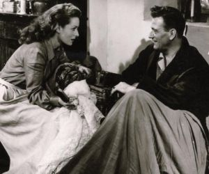 Maureen O'Hara visits John Wayne birthplace in last public outing