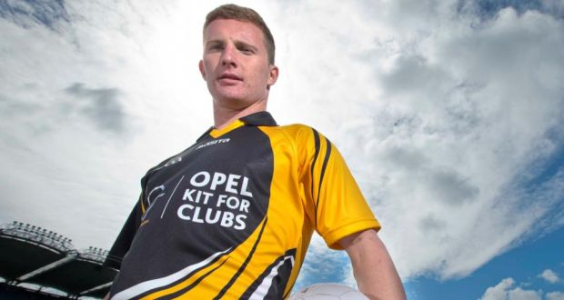 "Ciaran Kilkenny: ""I'd like to keep the hurling up . . . I have a great passion for it."""